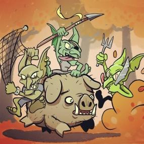 Goblin Hunt